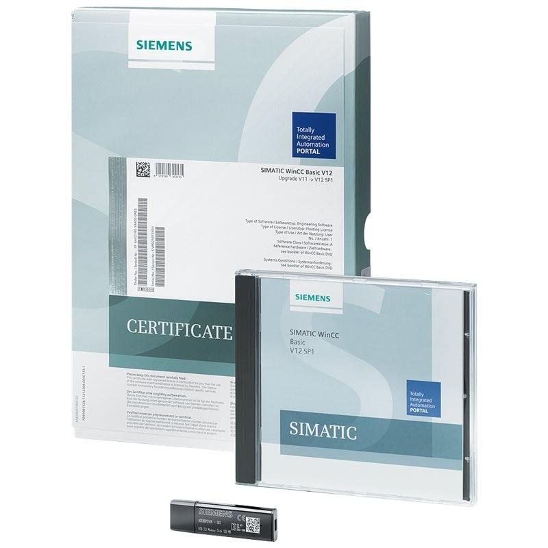 6AV2101-4BB04-0AE5 SIEMENS SIMATIC WINCC COMFORT V14 UPGRADE