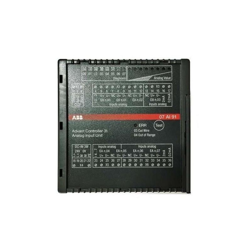07AI91 ABB - Analog Input...