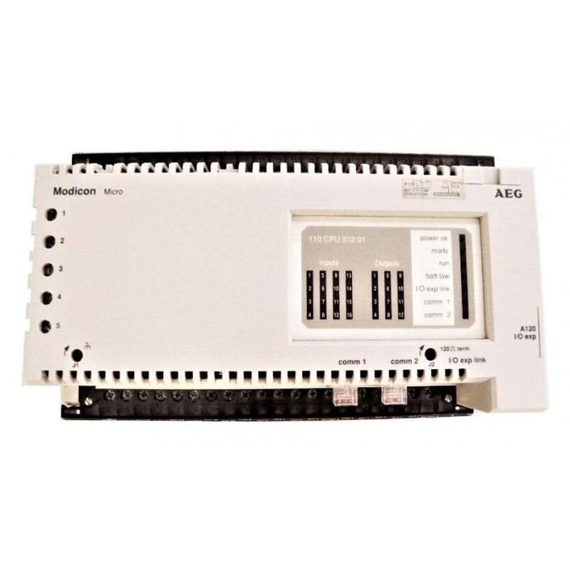 110CPU51201 Schneider Electric