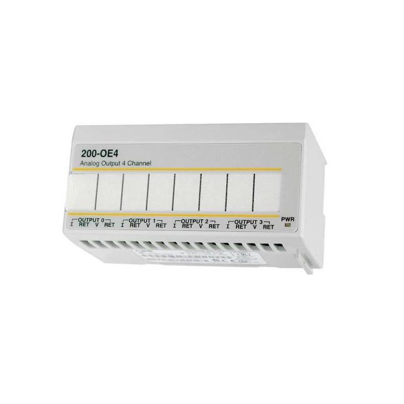 200-OE4 ABB - Analog Output...
