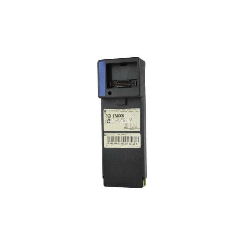 TSX17ACC6 Telemecanique -...